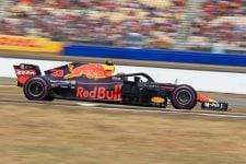 Max Verstappen - Aston Martin Red Bull Racing - Hockenheimring