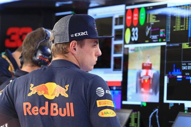 Max Verstappen - F1