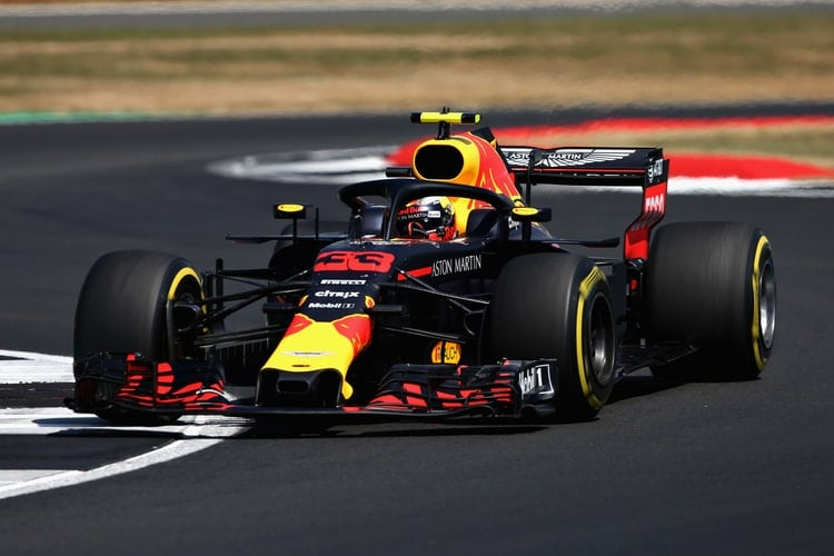 Verstappen Wishing for 'a bit More' Horsepower after Losing 'One