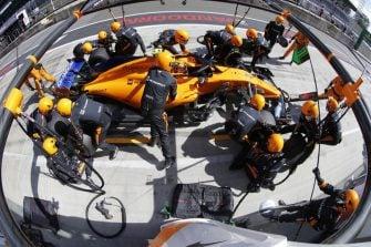 McLaren F1 Team - Pitstop - Formula 1