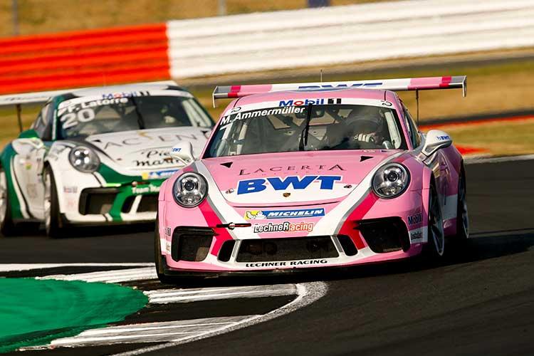 Michael Ammermüller - Porsche Mobil1 Supercup
