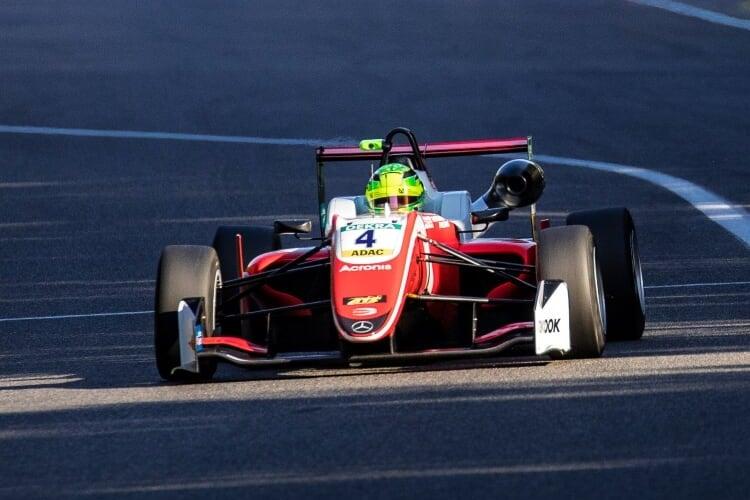 Mick Schumacher - Prema Theodore Racing - Spa-Francorchamps