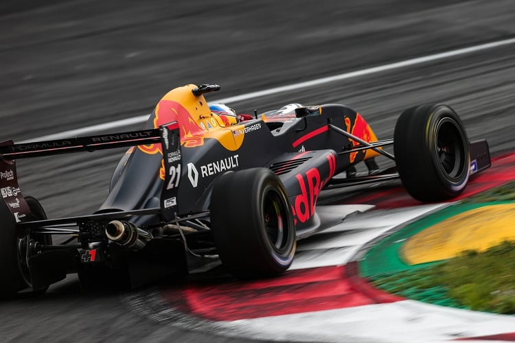 Neil Verhagen - Tech 1 Racing - Red Bull Ring