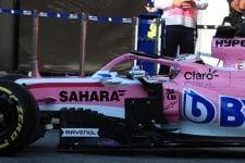 Nicholas Latifi - Sahara Force India F1 Team - Circuit de Barcelona-Catalunya