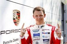 Nick Yelloly - Porsche Mobil 1 Supercup