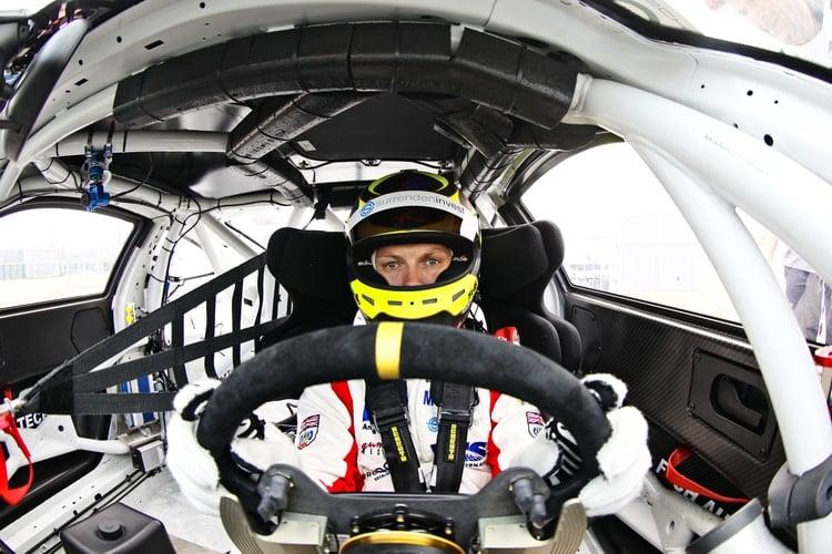 Nick Yelloly - Porsche Mobil 1 Supercup - Hockenheim