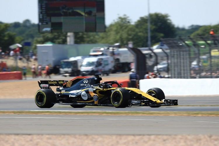 Nico Hülkenberg - Renault Sport Formula One Team - Silverstone