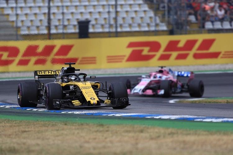 Nico Hülkenberg - Renault Sport Formula One Team - Hockenheimring