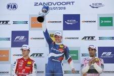 Nikita Troitskiy - Carlin Motorsport - Zandvoort