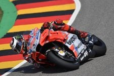 Jorge Lorenzo - Sachsenring - FP2
