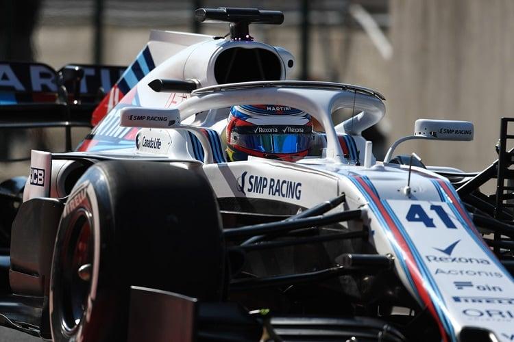 Oliver Rowland - Williams Martini Racing - Hungaroring