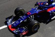 Pierre Gasly - Red Bull Toro Rosso Honda - Silverstone