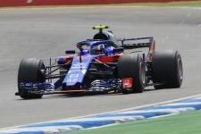 Pierre Gasly - Red Bull Toro Rosso Honda - Hockenheimring