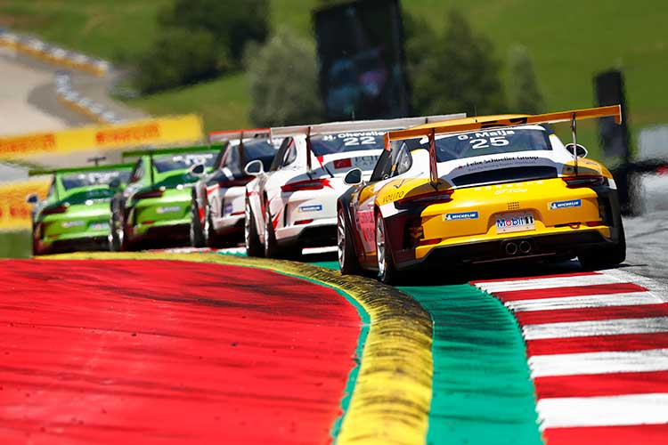 Porsche Mobil 1 Supercup - 2018 Austrian Grand Prix