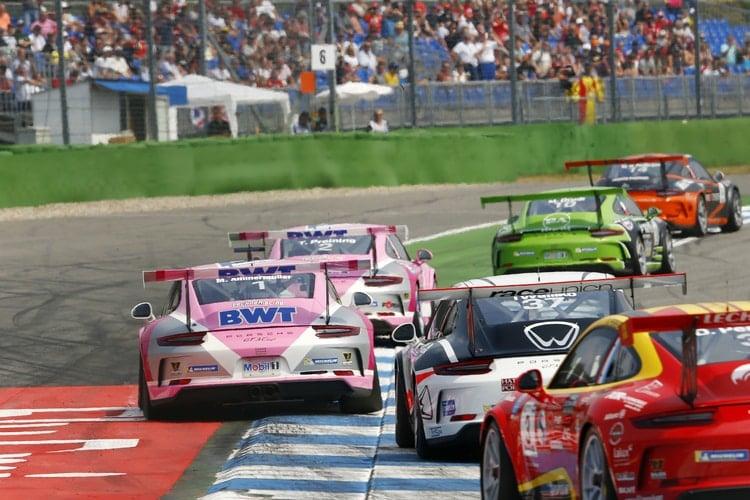Porsche Mobil 1 Supercup - Hockenheim