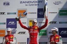 Ralf Aron - Prema Theodore Racing - Zandvoort