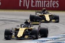Renault - German Grand Prix - F1