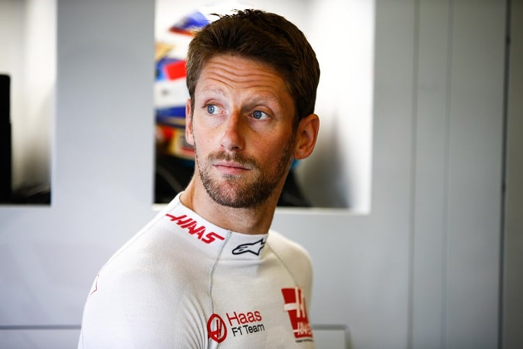 Romain Grosjean We Ve Shown That We Re Capable Of Being Fast At Most Of The Tracks The