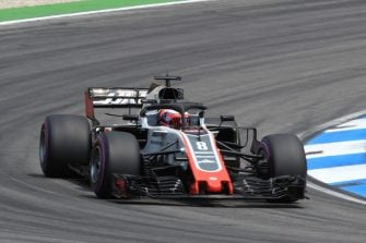 Romain Grosjean - Haas F1 Team - Hockenheimring