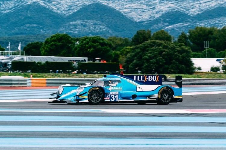 Ryan Cullen - APR-Rebellion Racing - Circuit Paul Ricard