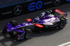 Sam Bird, DS Virgin Racing, 2018 Rome E-Prix