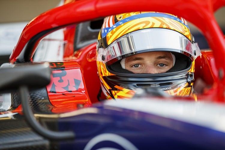 Santino Ferrucci - Trident - Silverstone