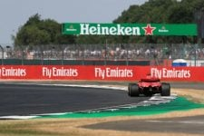 Sebastian Vettel - Scuderia Ferrari - Silverstone