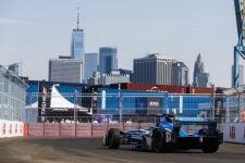 Sebastien Buemi, Renault e.dams, New York City E-Prix