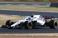 Sergey Sirotkin - Williams Martini Racing - Silverstone