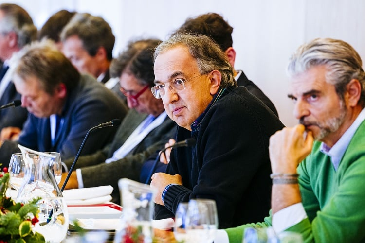 Hospital says Marchionne died of 'serious illness'
