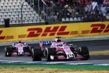 Sergio Pérez - Sahara Force India F1 Team - Formula 1