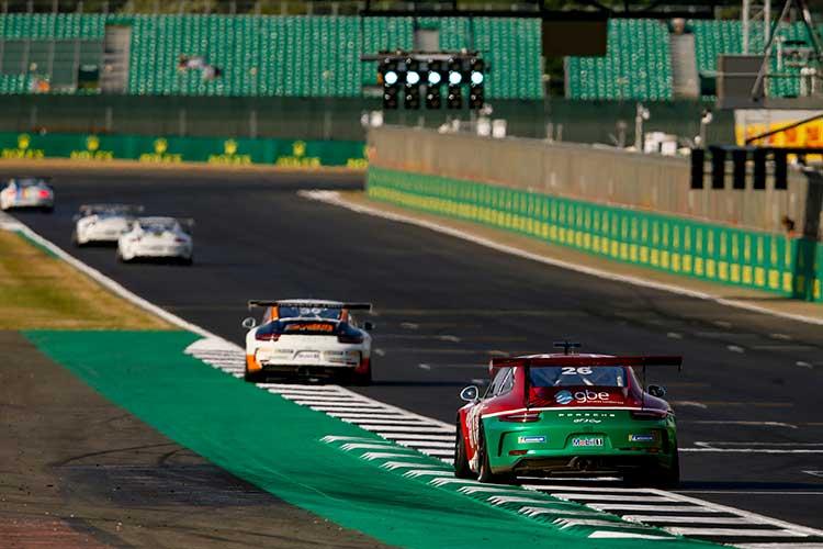 Tom Sharp - IDL Racing - Porsche Mobil 1 Supercup