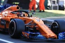 Stoffel Vandoorne - McLaren F1 Team - Silverstone