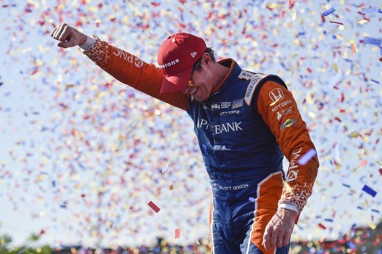 Scott Dixon: 2018 IndyCar, Toronto, Chip Ganassi Racing