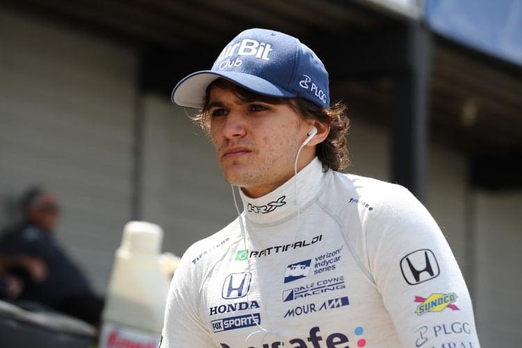 Pietro Fittipaldi (BRA): Verizon IndyCar Series, Dale Coyne Racing, Mid-Ohio