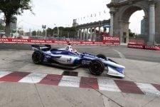 Charlie Kimball: 2018 IndyCar, Carlin, Toronto