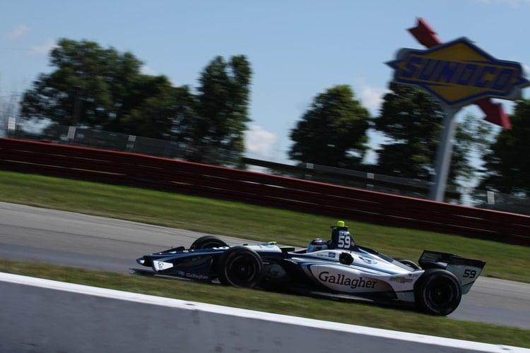 Max Chilton (GBR): Verizon IndyCar Series, Carlin, Mid-Ohio, Qualifying