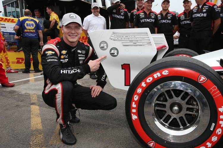 Josef Newgarden: Verizon IndyCar Series, Team Penske, Toronto 2018