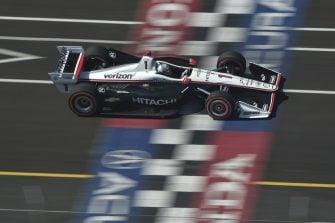 Josef Newgarden: 2018 IndyCar, Team Penske, Toronto