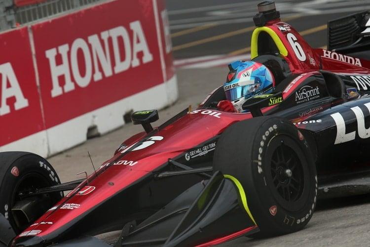 Robert Wickens: IndyCar 2018, Toronto