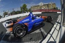 Scott Dixon: 2018 IndyCar Chip Ganassi Racing Toronto