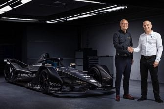 DS confirm tie-up with Techeetah for season five - Formula E