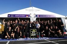 Techeetah hail 'wonderful' season - Formula E