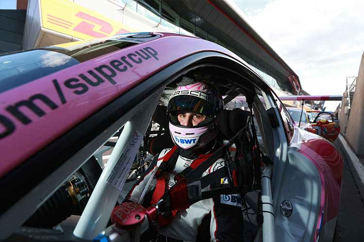 Thomas Preining - Porsche Mobil1 Supercup
