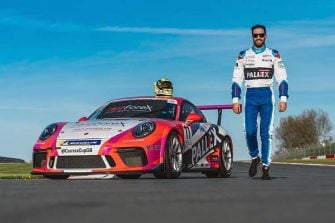 Tio Ellinas - Slidesports Engineering - Porsche Carrera Cup GB