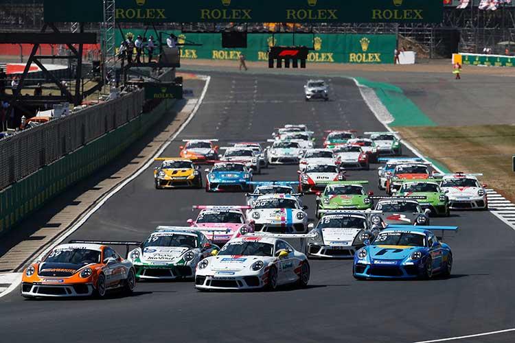 Tom Wrigley - Porsche Mobil 1 Supercup - 2018 British Grand Prix