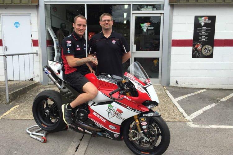 Tommy Bridewell joins Moto Rapido Ducati
