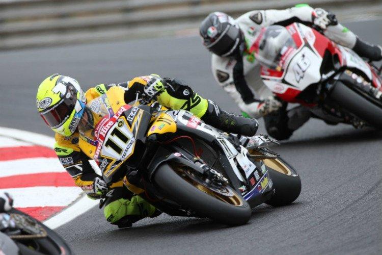 Tough Weekend for Ellison at Brands Hatch