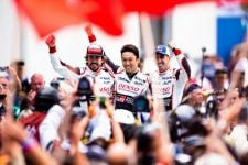 Toyota Gazoo Racing took a dominant win at the 2018 24 Hours of Le Mans.