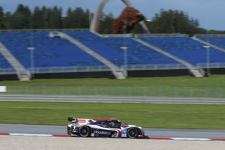 #32 United Autosports- Red Bull Ring